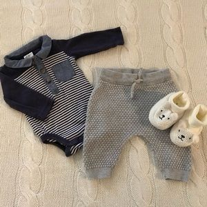 Baby Boy Bundle 1-2 Month